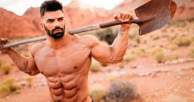 Train opposite body parts for more muscle growth
