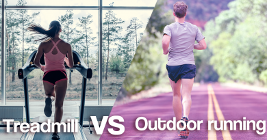 Is Running on a treadmill is better than running Outside